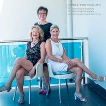 Vision 2020 Coaches, Moana, Karen, Wendy