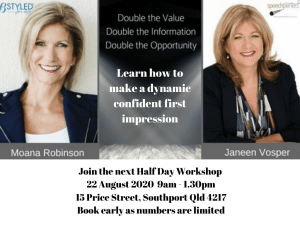 Be Stage Ready Workshop